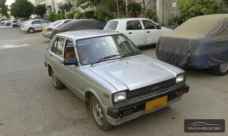 Toyota Starlet 1980 Image-2
