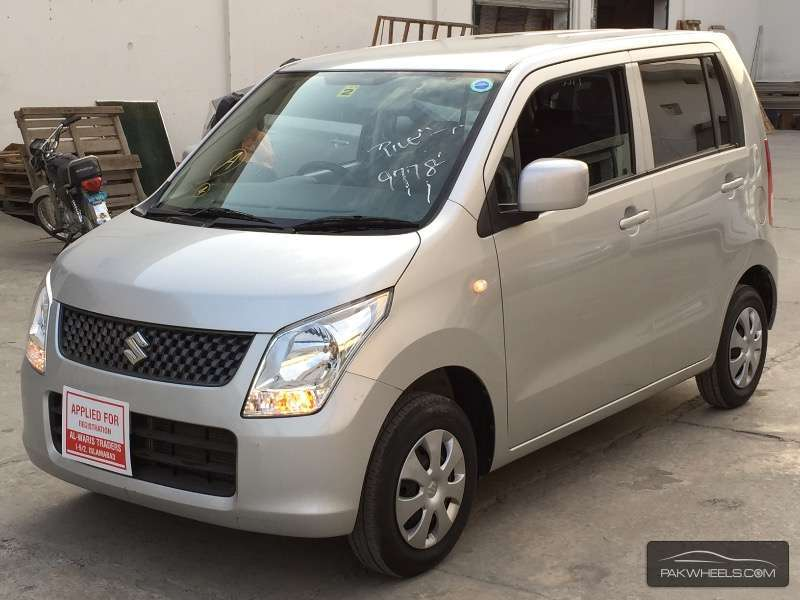 Suzuki Wagon R 2012 For Sale In Islamabad Pakwheels