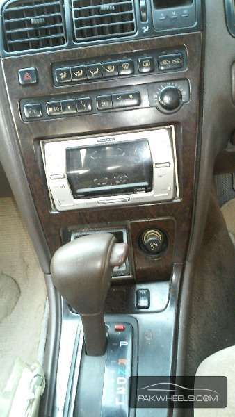 Toyota Mark II Grande 2.0 1993 Image-5