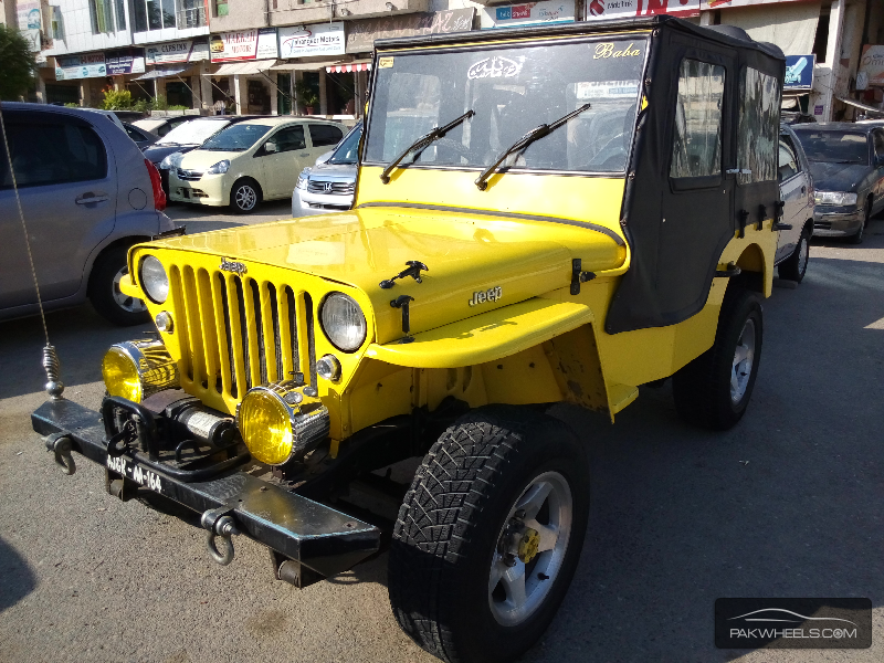 Jeep M 151 1960 Image-2