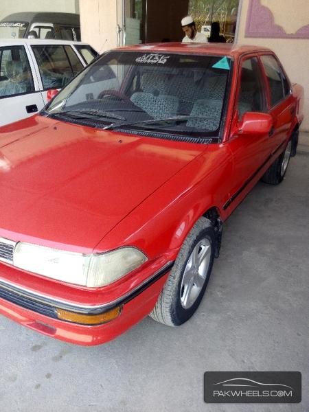 Toyota Corolla 1987 Image-3