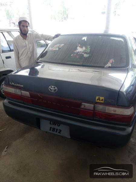 Toyota Corolla LX Limited 1.3 1995 Image-4