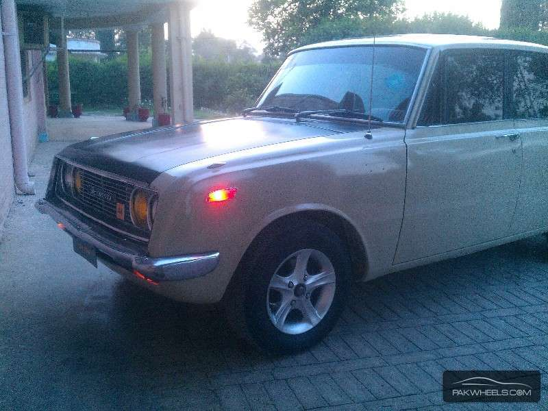 used toyota corona mark 1 1968 car for sale in peshawar. Black Bedroom Furniture Sets. Home Design Ideas