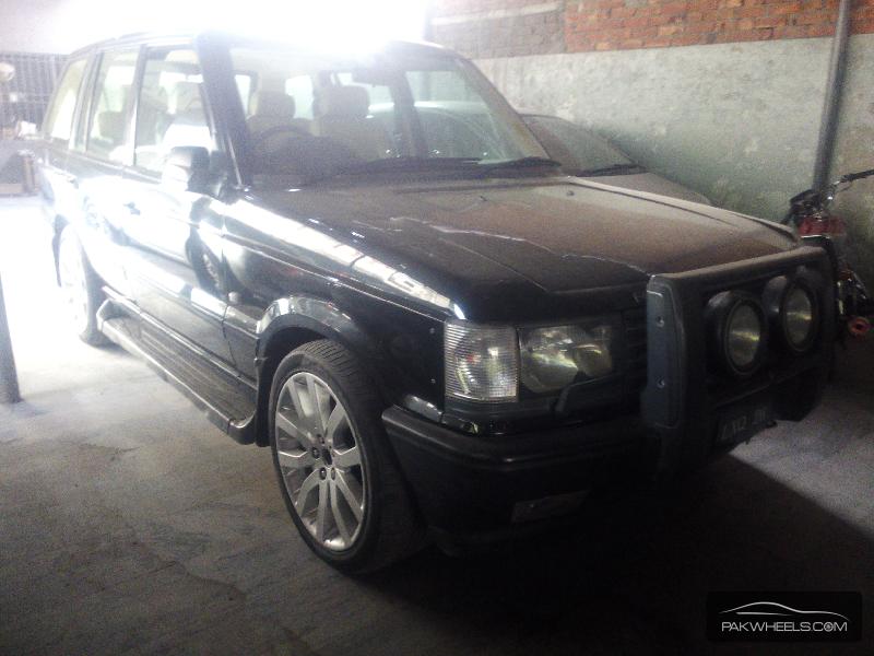 Range Rover Vogue 1999 Image-3