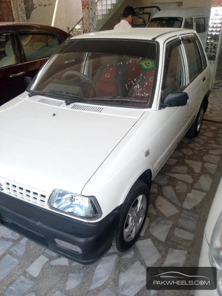 Suzuki Mehran VX Euro II 2015 Image-2