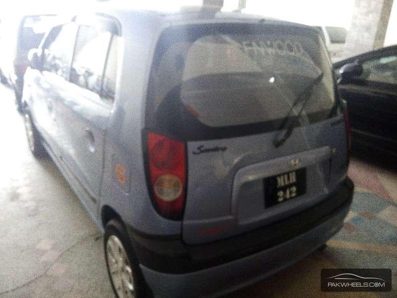 Hyundai Santro Club GV 2005 Image-4