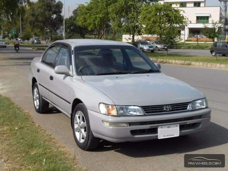 toyota corolla 1995 for sale in islamabad pakwheels. Black Bedroom Furniture Sets. Home Design Ideas