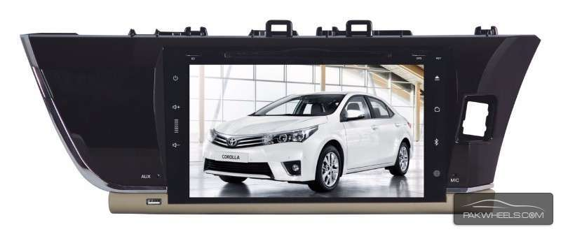 Toyota Corolla dvd player For Sale Image-1