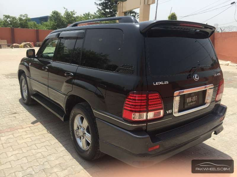 Toyota Land Cruiser Cygnus 2006 For Sale In Lahore Pakwheels