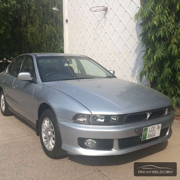 Galant Car: Mitsubishi Galant 2005 For Sale In Lahore