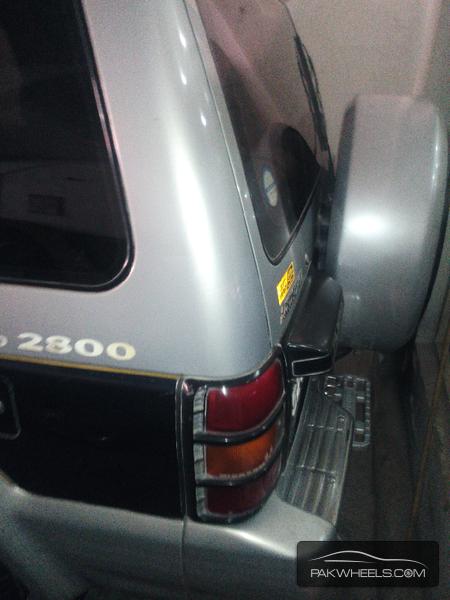 Mitsubishi Pajero Exceed 2.8D 1995 Image-3