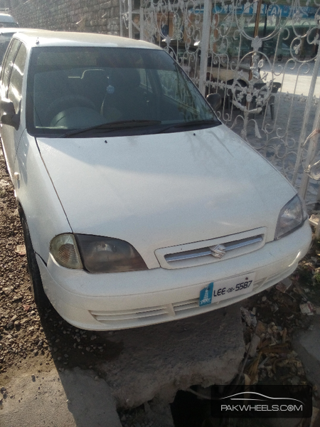 Suzuki Cultus VXRi 2006 Image-1