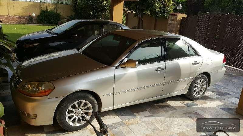 Toyota Mark II 2003 Image-1