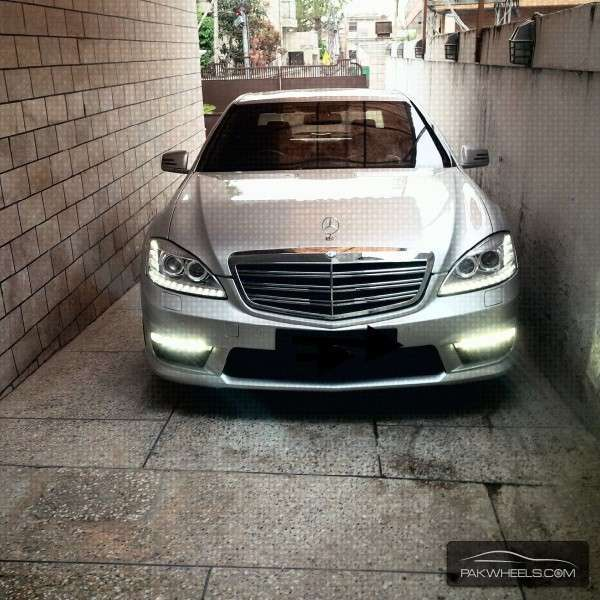 Mercedes benz s class s350 2006 for sale in islamabad for S350 mercedes benz