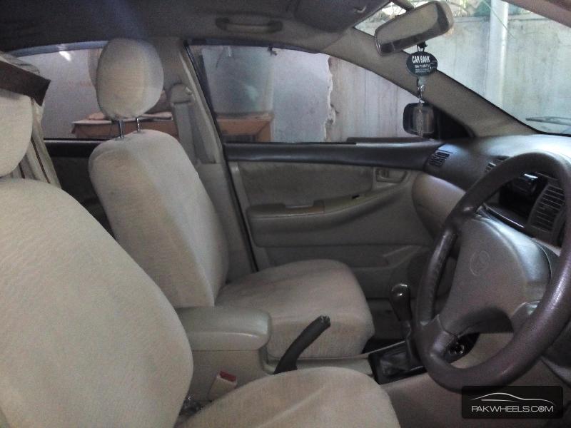 Toyota Corolla GLi 1.3 2007 Image-4