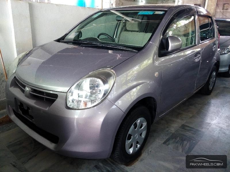 Toyota Passo 2011 Image-2