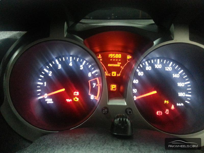 Nissan Juke 15RX Urban Selection 2011 Image-13