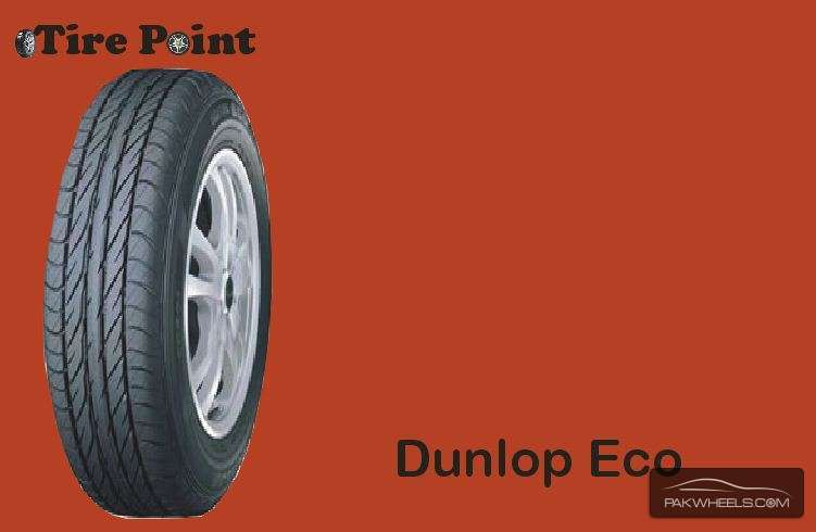 145-70-R12 Dunlop Eco For Sale Image-1