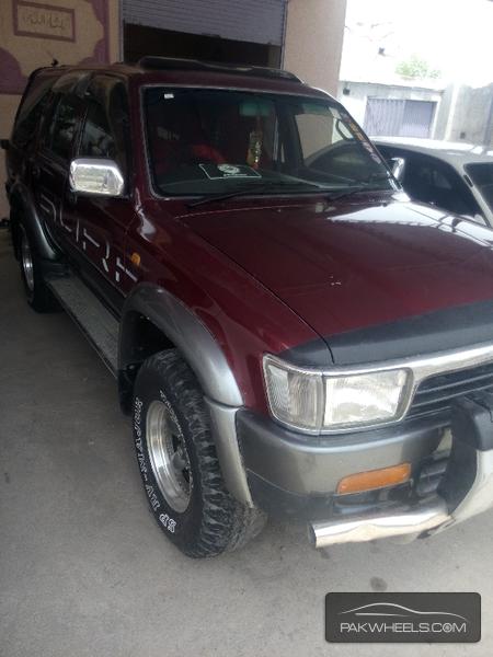 Toyota Surf SSR-G 3.4 1992 Image-2