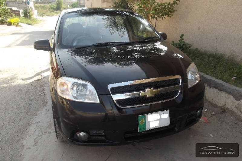 Chevrolet Aveo LT 2006 Image-4