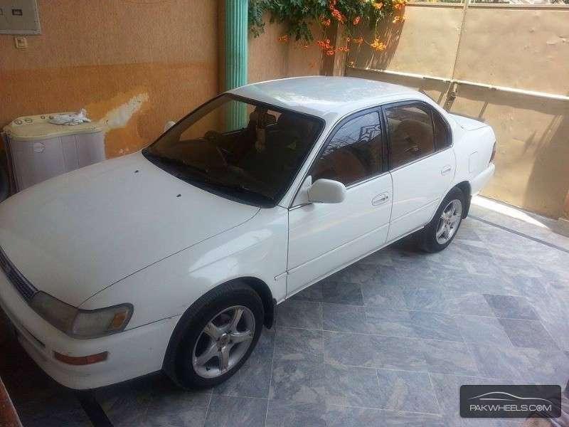 Toyota Corolla SE Limited 1993 Image-2