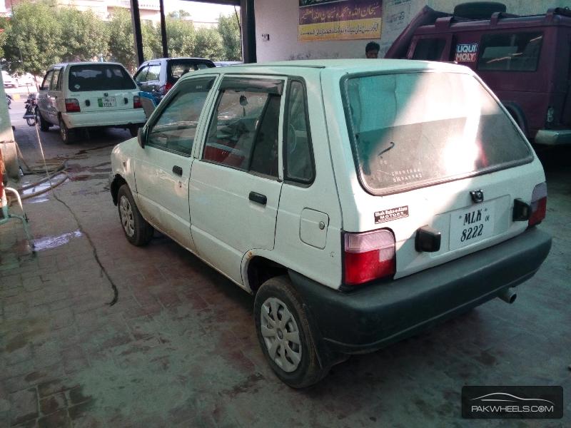 Suzuki Mehran VX 2006 Image-4