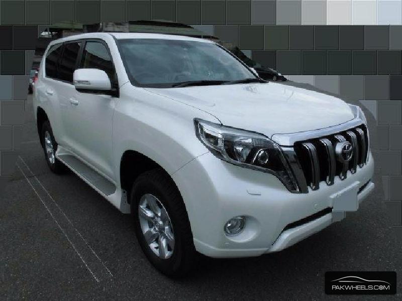 Toyota Prado TX Limited 2.7 2015 Image-1