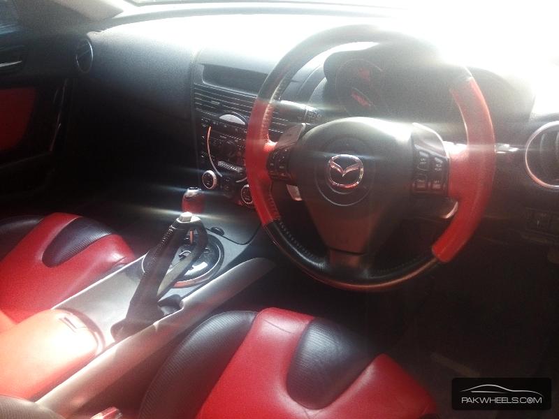Mazda RX8 2004 Image-4
