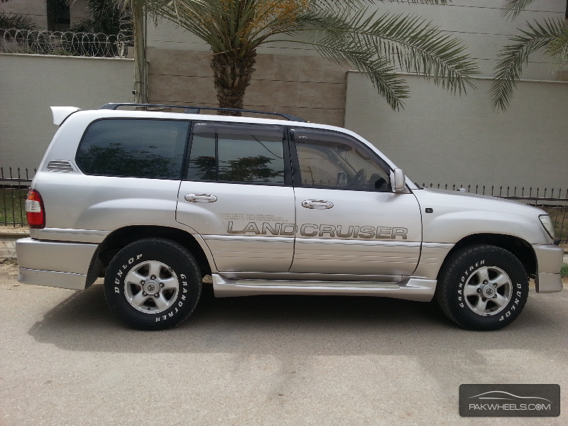 Toyota Land Cruiser 2000 For Sale In Karachi Pakwheels