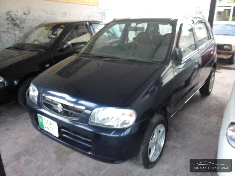 Suzuki Alto VX 2012 Image-3