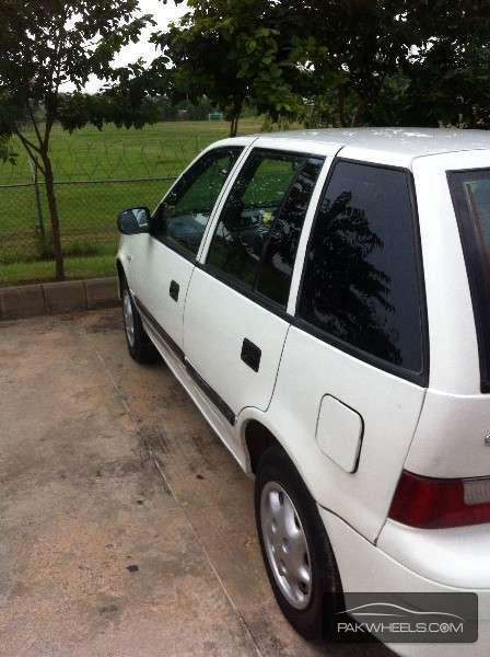 Suzuki Cultus Vxri Fuel Consumption