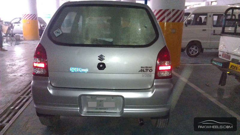 Suzuki Alto VXR (CNG) 2008 Image-3