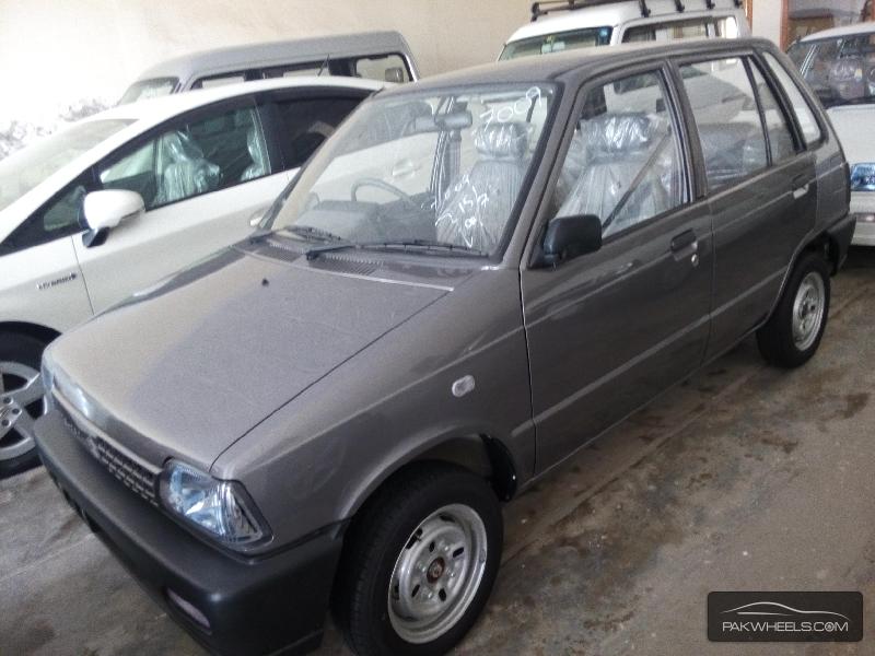Suzuki Mehran VX (CNG) 2015 Image-2