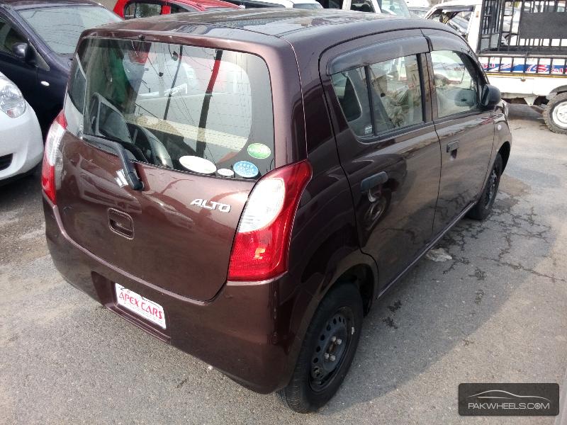 Suzuki Alto 2013 Image-5