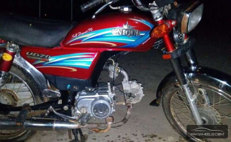 Used Unique UD 70 2014 Bike for sale in Lasbella - 143324 ...