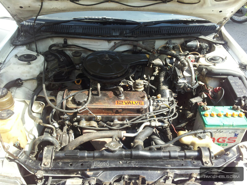 Toyota Corolla X L Package 1.3 1992 Image-6