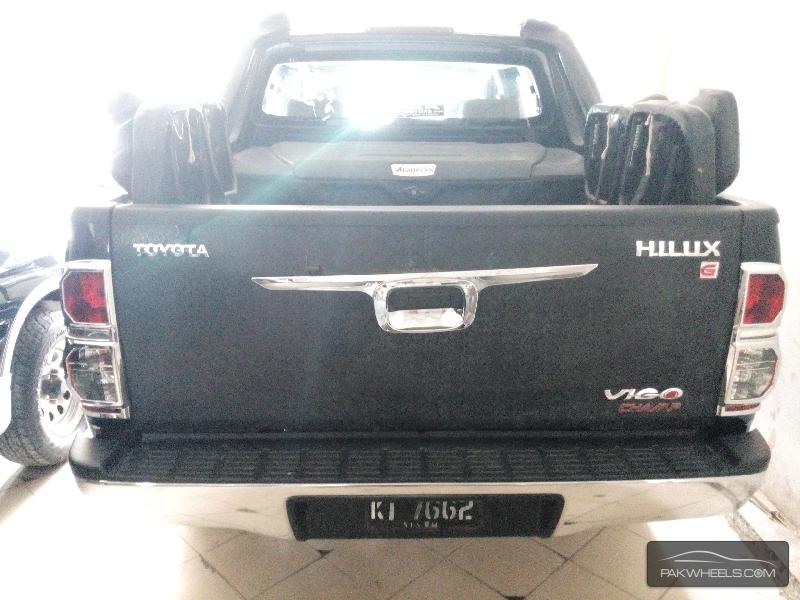 Toyota Hilux Vigo Champ G 2014 Image-7