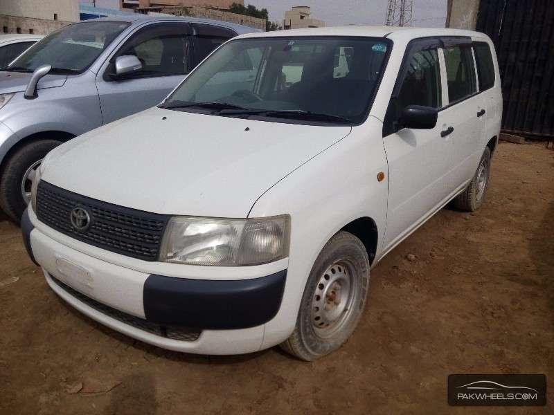 Toyota Probox 2007 Image-3