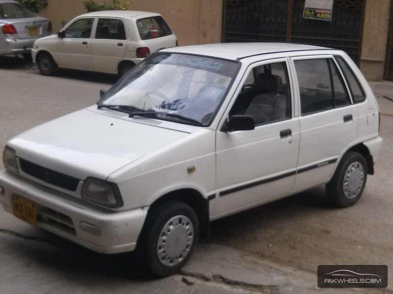 Suzuki Mehran VXR 1999 Image-2