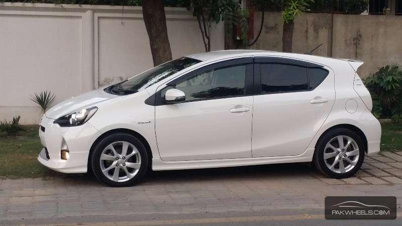 Japan Car Auction Online >> Toyota Aqua G 2012 for sale in Lahore | PakWheels