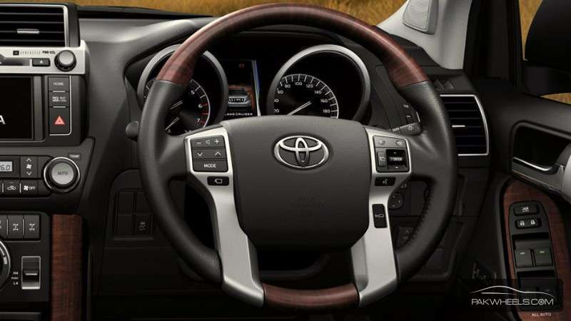 Toyota Prado Steering Wheel Multimedia Switches For Sale Image-1