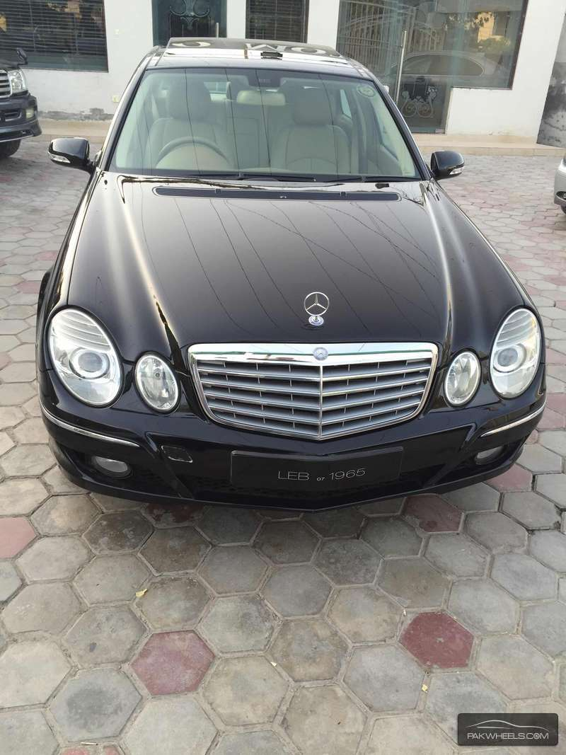 Mercedes Benz E Series 2006 For Sale In Lahore Pakwheels
