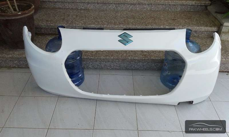 Front Bumper for Japanese Alto HA25S,HA35S For Sale Image-1