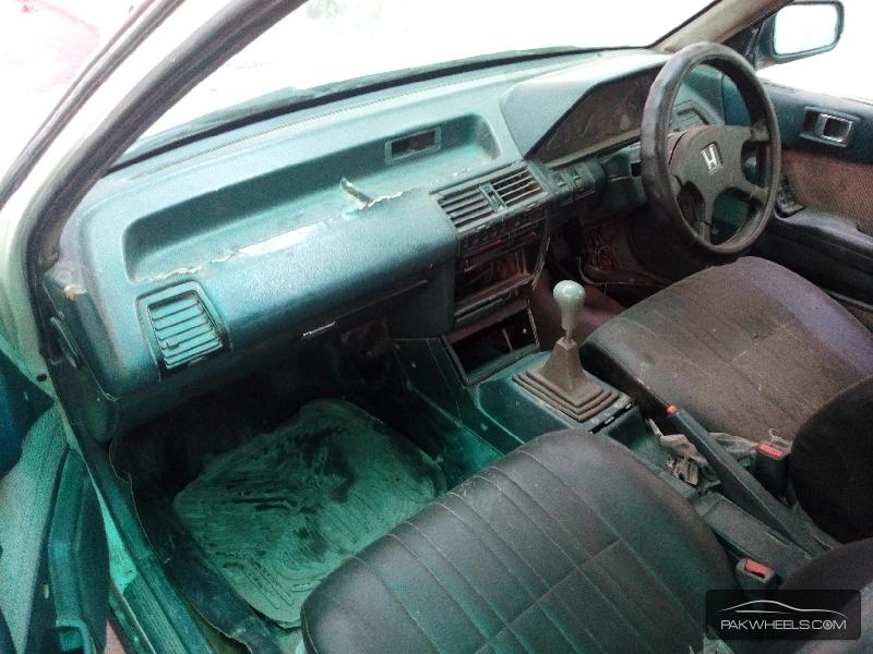 Honda Accord 1988 Image-3