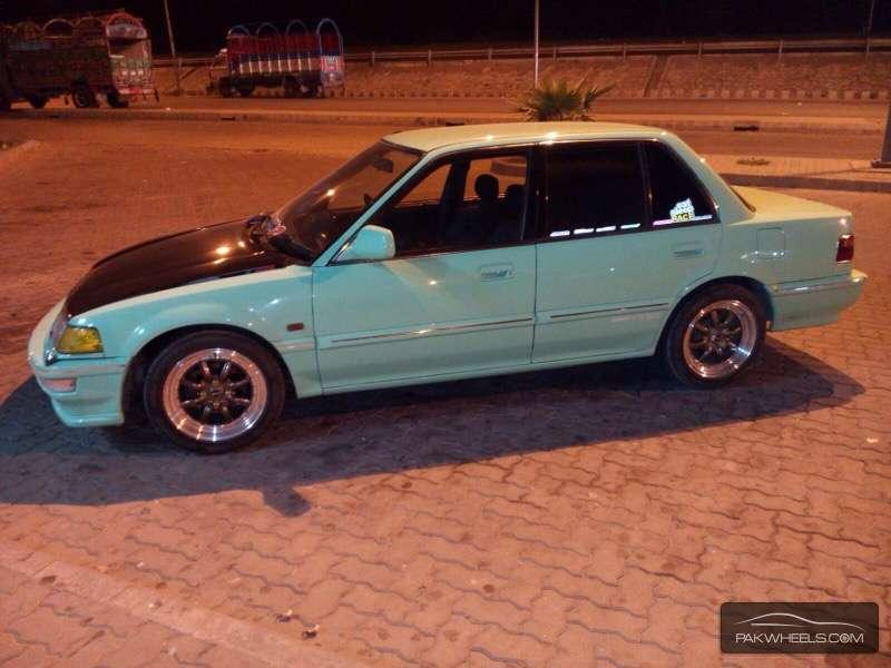 Honda civic 1988 for sale in peshawar pakwheels for Honda civic 1988