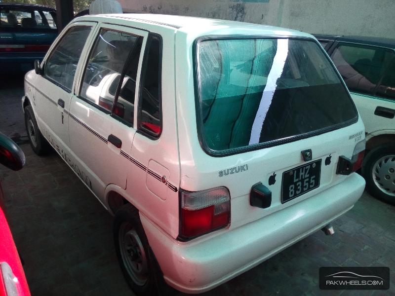 Suzuki Mehran VX 1989 Image-4