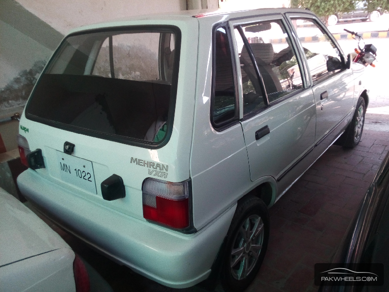 Suzuki Mehran VXR 2012 Image-4