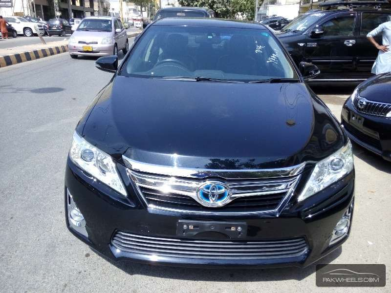 used toyota camry hybrid 2012 car for sale in karachi pakwheels. Black Bedroom Furniture Sets. Home Design Ideas