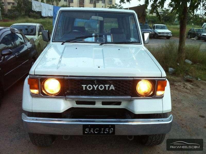 Toyota Land Cruiser 1987 Image-7