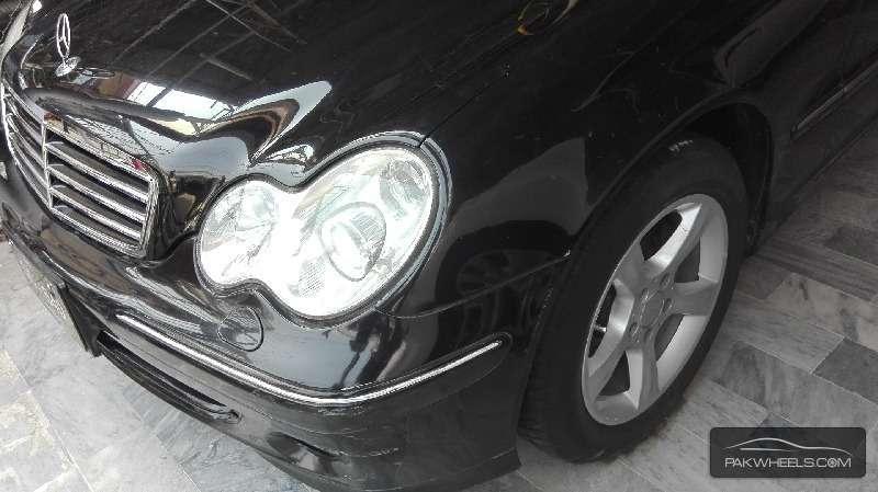 Mercedes Benz C Class C180 Kompressor 2005 Image-3